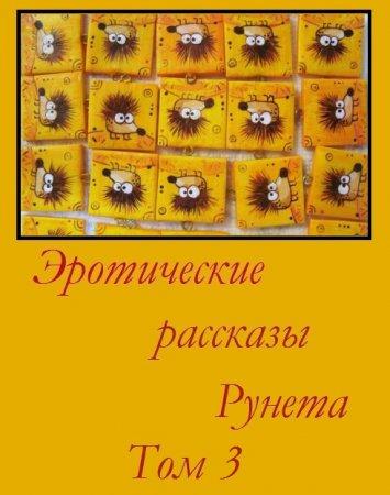 —качать книгу Эротические рассказы Рунета - Том 3