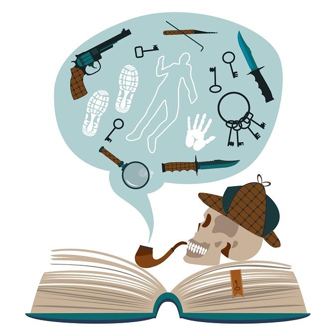 15 лучших книг-детективов или как не заблудиться при выборе